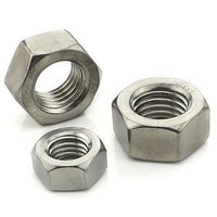 Heavy Hex Nut with ASTM grade SA 194 2H / B8