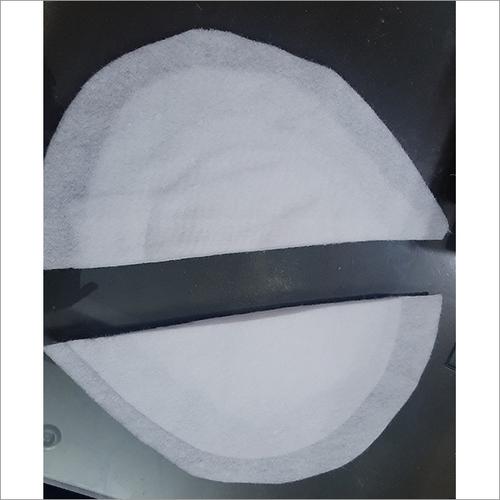 White Shoulder Pad