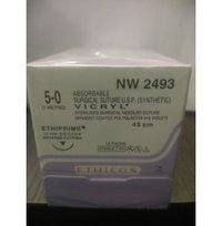 Ethicon Synthetic Absorbable Coated Vicryl (NW2493)