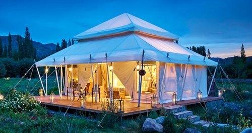 Mughal Resort Tent