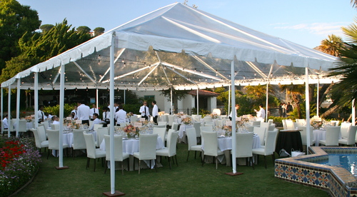 EVENT FRAME TENTS