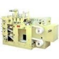 Rotary label Printing machine
