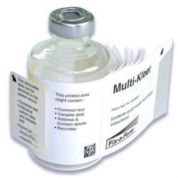 Pharmaceutical Transparent Labels