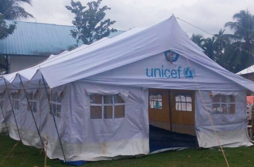 Unicef Relief Tent
