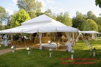 Luxury Swiss Cottage Tents