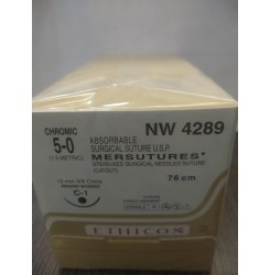 Ethicon Sterilised Surgical Gut Chromic (Nw4289)