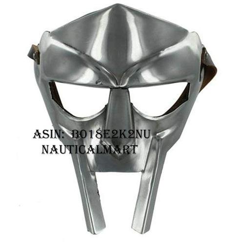NauticalMart MF Doom Rapper Madvillain Gladiator Mask