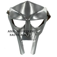 NauticalMart MF Doom Rapper Madvillain Gladiator Mask