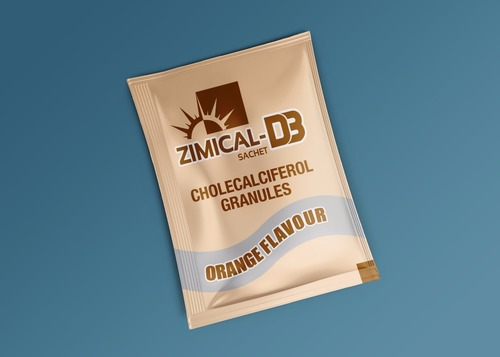 Cholecalciferol Granules (Orange Flavour)