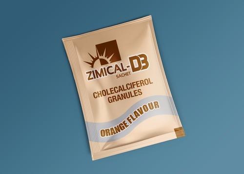 Cholecalciferol Granules (Orange Flavour)