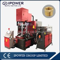 Vertical Hot Forging Press Machine for Brass Hose Nipple