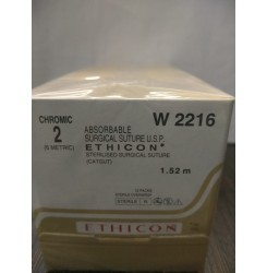 Ethicon Sterilised Surgical Gut - Chromic(W2216)