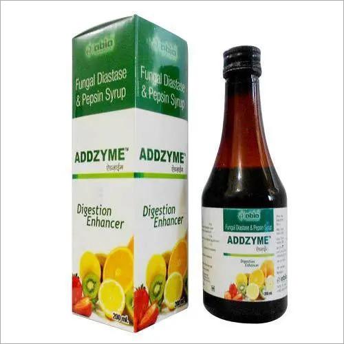 Addzyme Fungal Diastase & Pepsin Syrup
