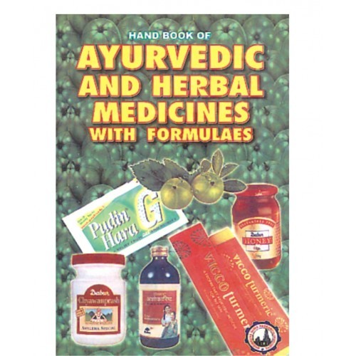 Book of ayurvedic & herbal medicines with formulations