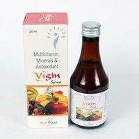 Vigin Multivitamin, Minerals & Antioxidant Syrup
