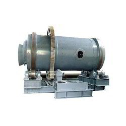 Industrial Drum Scrubber