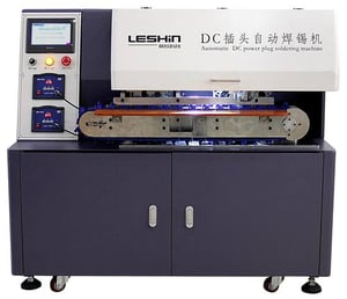 DC Terminal Soldering Machine