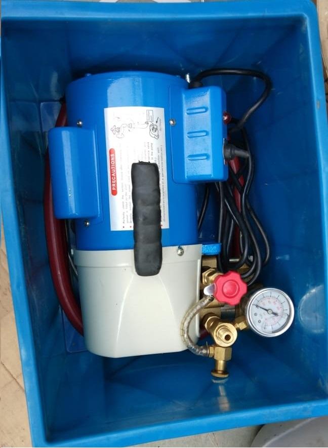 Hydraulic Pressure Testing Pump NEP - 60