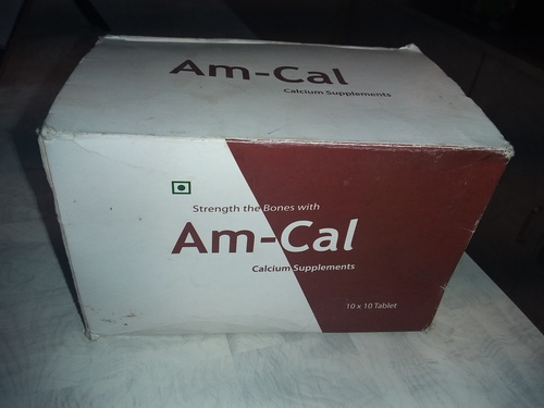 Am-Cal Calcium Supplements