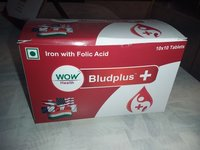 Bludplus + (Iron with Folic Acid)