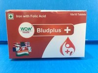 Bludplus  (Iron with Folic Acid)