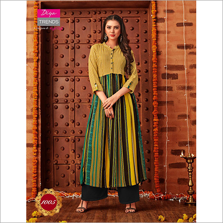 Frock Fancy Kurte set