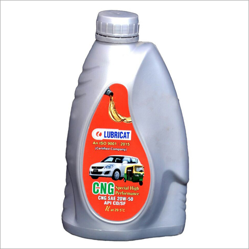 20W50 CNG Engine Oil