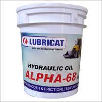 Alpha-68 Lubricant Hydraulic Oil