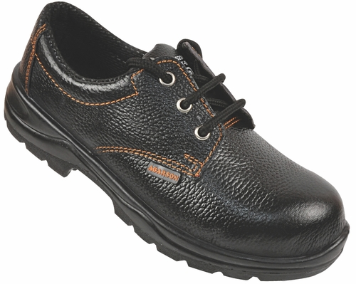 ISI Leather Safety Shoe