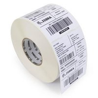 Barcode Chromo Sticker Label