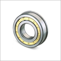 Cylinder Roller Bearings With Flanged Outer