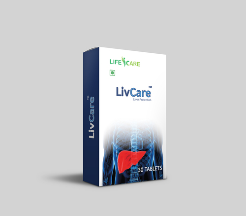 LivCare Liver Protection Tablets