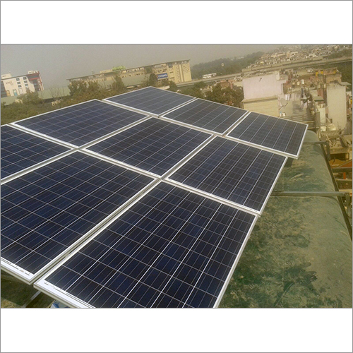 Domestic ON Grid Solar Power Plant