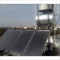 FPC Non Pressurize -Domestic Solar Water Heating System