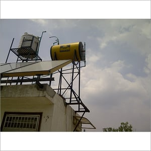 FPC Non Pressurize Solar Water Heating System