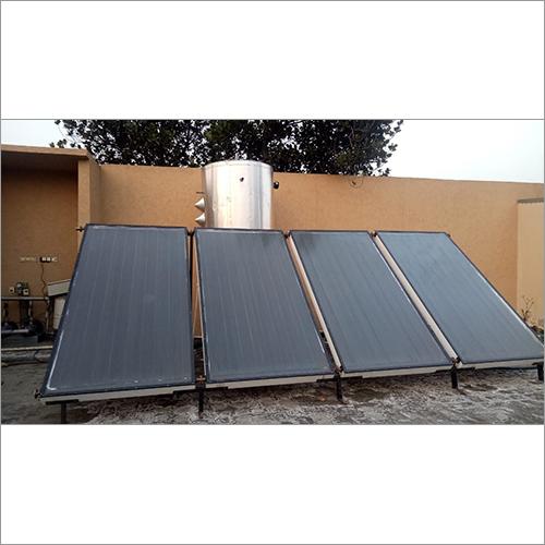 FPC Pressurize Domestic Solar Water Heater