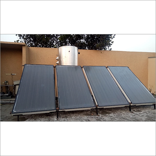 FPC Pressurize Domestic Solar Water Heater