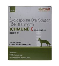ICHMUNE C ORAL SOLUTION 50ML