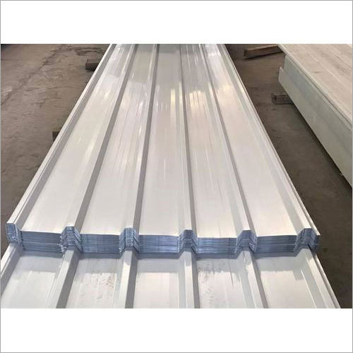 Asian Color Coated Roofing Sheet