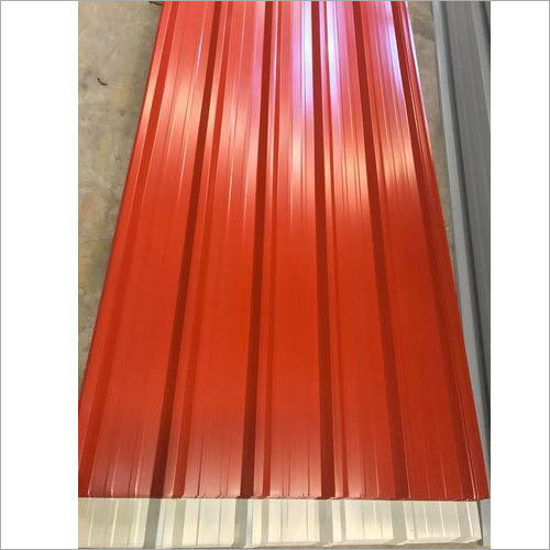 Asian Galvanized Colour Coated Sheets