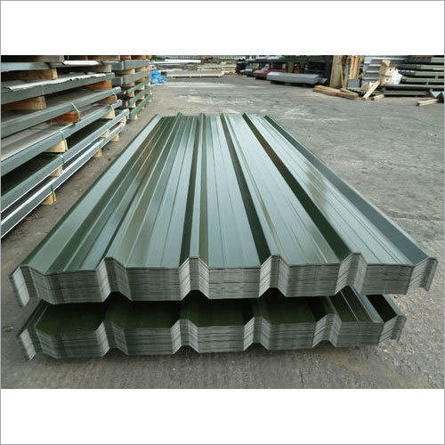 Cladding Coloured Sheets
