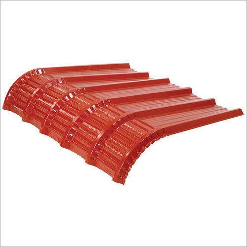 Crimp Curve Roofing Sheets