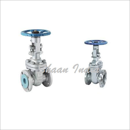Pneumatic Stainless Steel Flanged Gate Valve