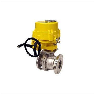 Motorized Operated Valves