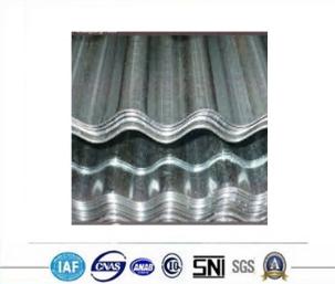 HRB 65-90 Galvanized Corrugated Iron Sheet