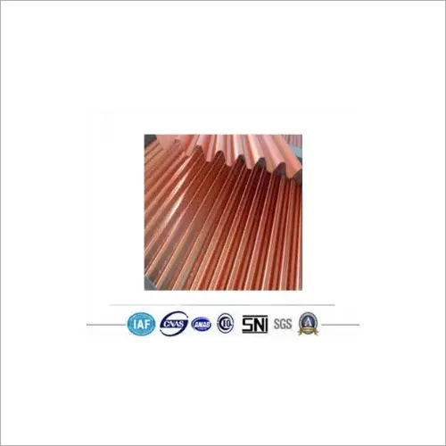 0.16mm-0.6mm Galvalume Corrugated Roofing Tile