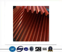 0.16mm-0.6mm galvalume corrugated roofing tile of good quality