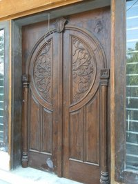 Antique door