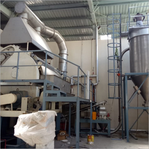 Pressure Conveying System