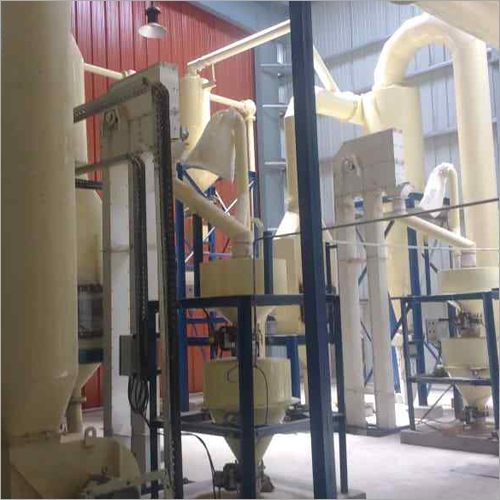 Brewery Malt Handling System